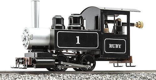 Ruby #1 0-4-0T (1:20.3)