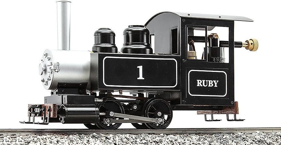 Accucraft - Ruby #1 0-4-0T (1:20.3)