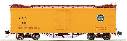 AMS Reefer Car