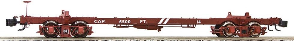 AMS Long Logging Car (Discontinued)