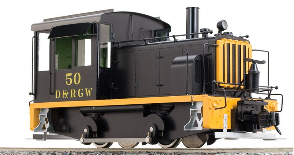 Accucraft - D&RGW #50 Diesel Switcher (1:20.3)