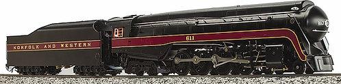 N&W 4-8-4 J-Class #611 (1:32)