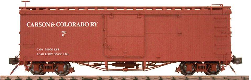 AMS 1:20.3 Box Car
