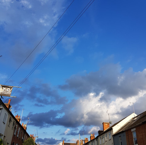 Clouds at midday | 2020-08-17