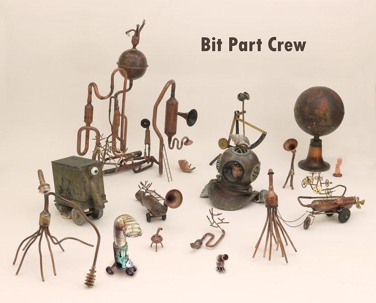Bit Part Crew