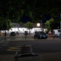 Lidl, Oxford Road | 4/8/2020, 9.49 pm