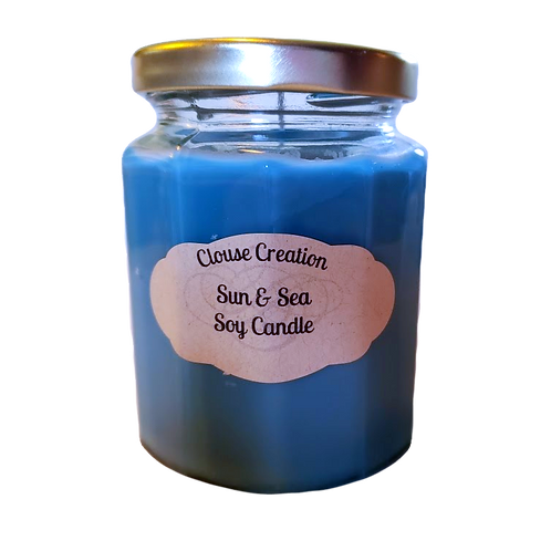 Perfume and Cologne Scented Large Candles