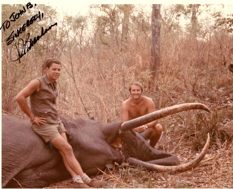 Selous-John B Collier IV (2nd Safari, age 22)