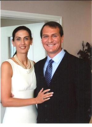 Christi and Scott Cameron