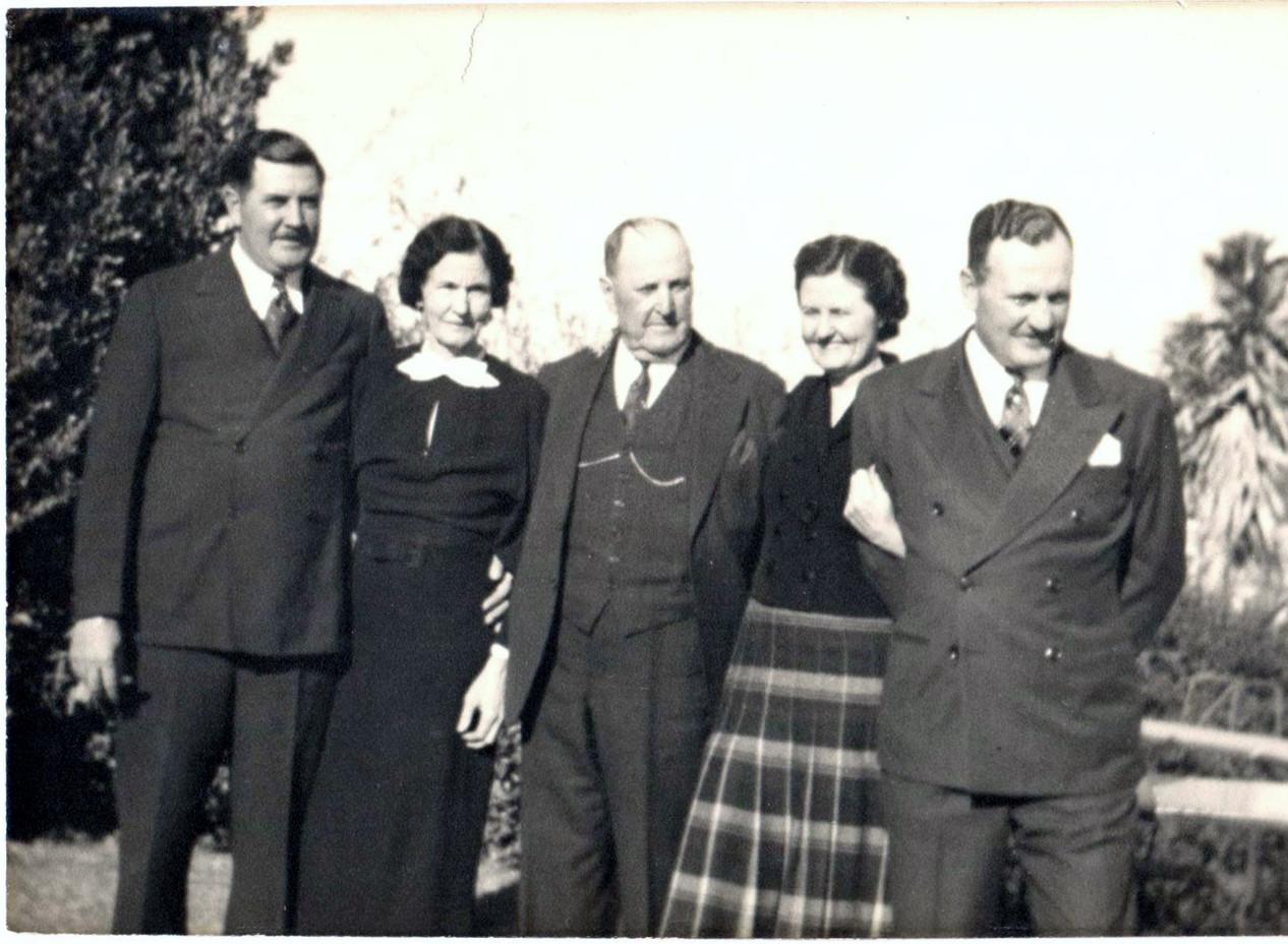 The Rominger Family