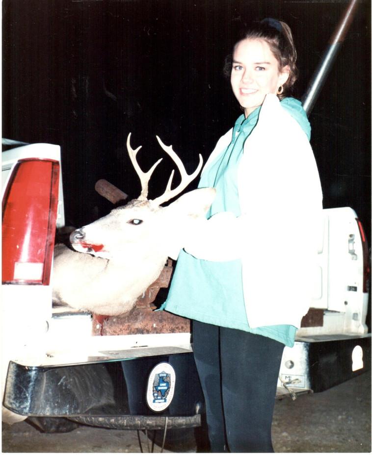 Courtney Hunting