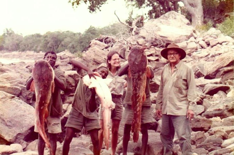 Honeymoon Safari-Metta and John B (1972)