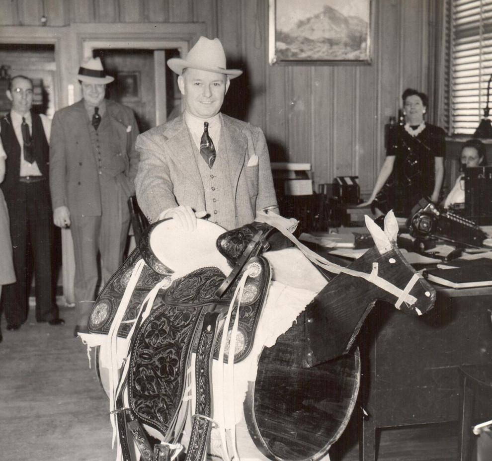 John B Collier, JR. (Papo)