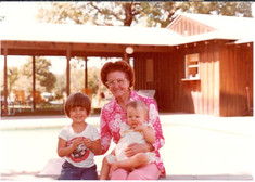 Mamo with both girls