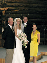 Sarah and John B Collier V