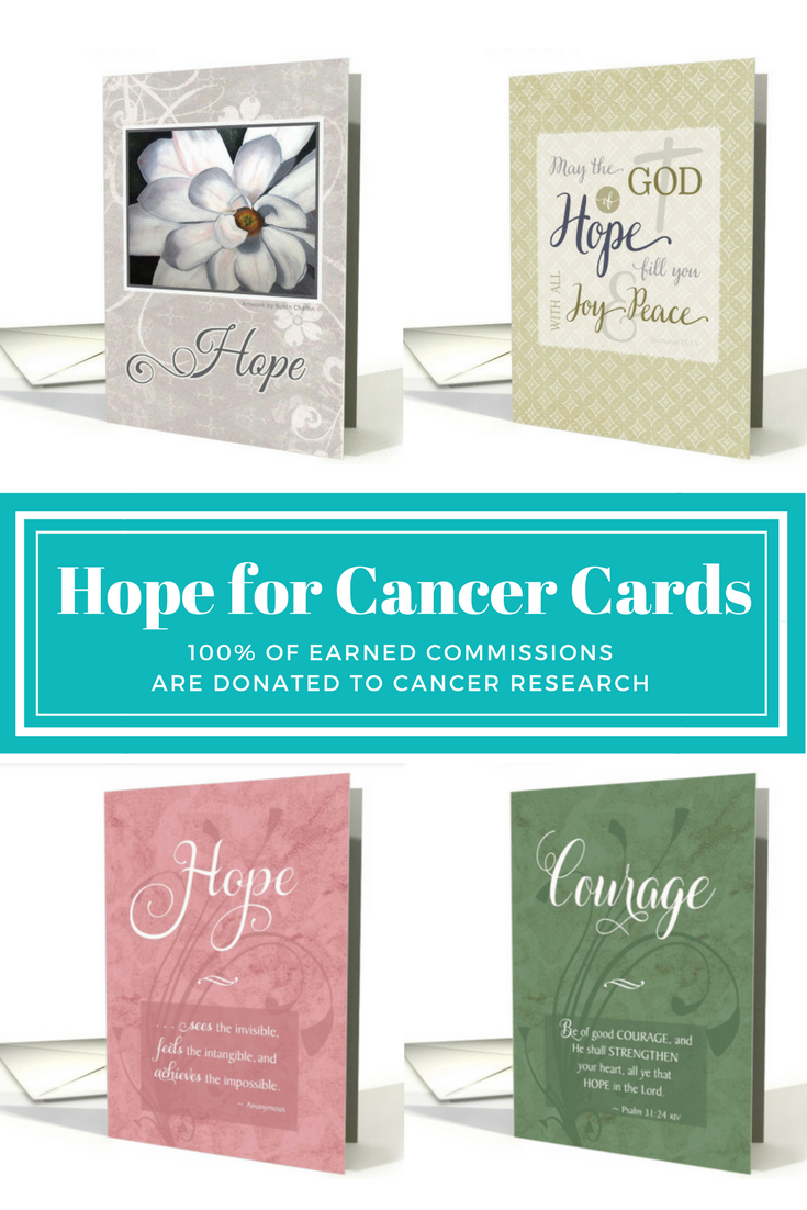 Hope for Cancer Cards