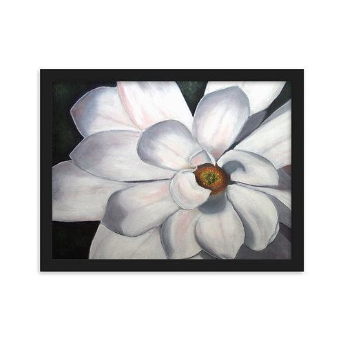 Framed Poster - Magnolia