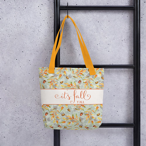 Tote Bag - It's Fall Y'all