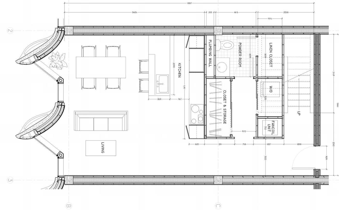 Detailed Loft Plan 1