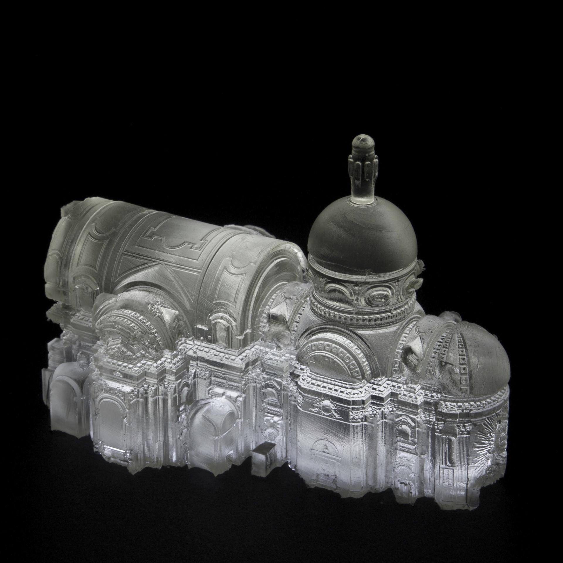 Resin Model of Santa Maria in Campitelli
