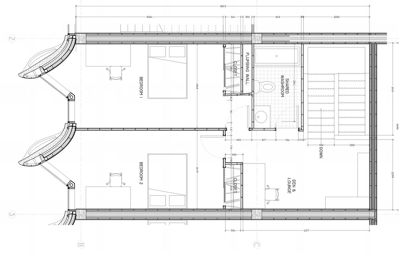 Detailed Loft Plan 2