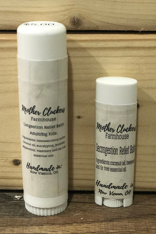 Congestion Relief Balm
