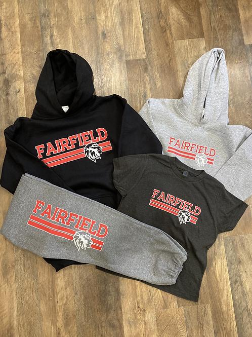 Fairfield Lions Tshirts