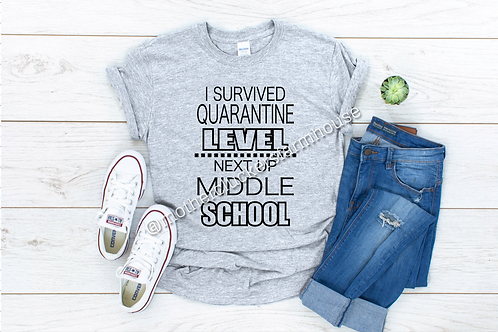 I survived quarantine