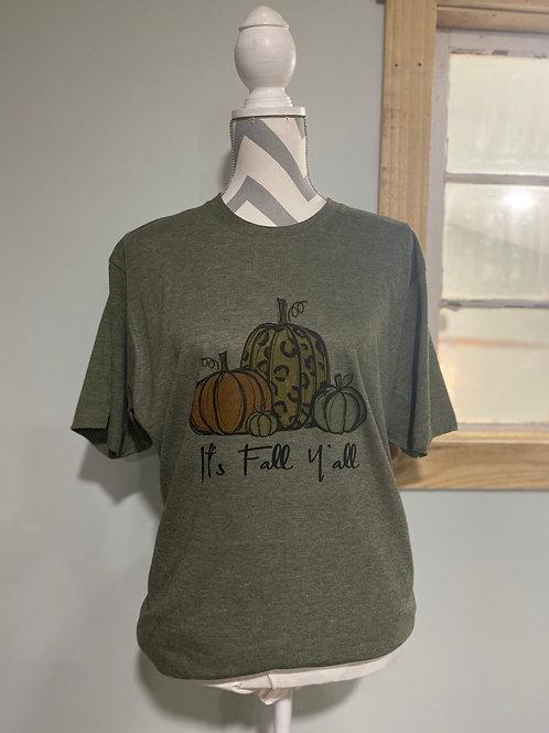 It's Fall Y'all