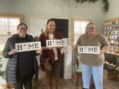 Home Sign Class