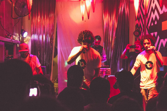 Evento Back 2 Hiphop