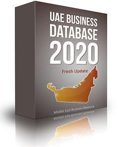 UAE Business Database 2020 coloured