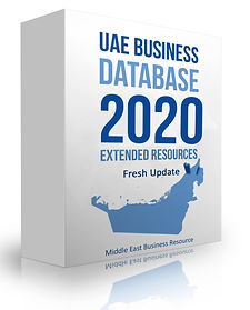 UAE BUSINESS DATABASE 2020 WHITE