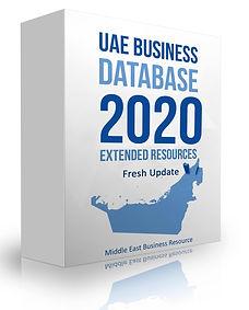 UAE BUSINESS DATABASE 2020 WHITE