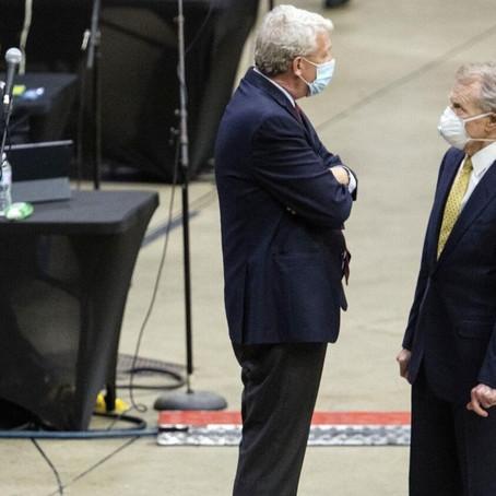 Durkin Calls on Madigan to Resign, Pritzker Still Stops Short