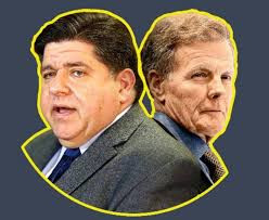 UNLESS LEGISLATIVE MAP PROCESS CHANGES, PRITZKER'S VETO THREAT MEANS LITTLE