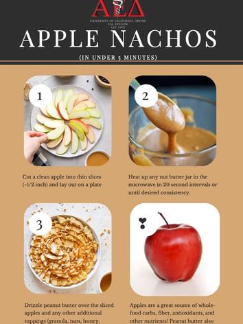 Apple Nachos (Front)