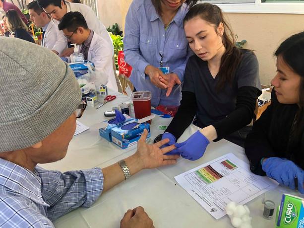 Blood Glucose Screening