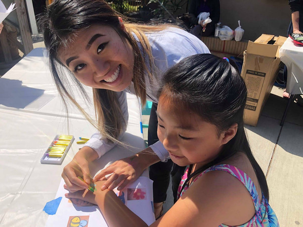 Children's Station Face Painting