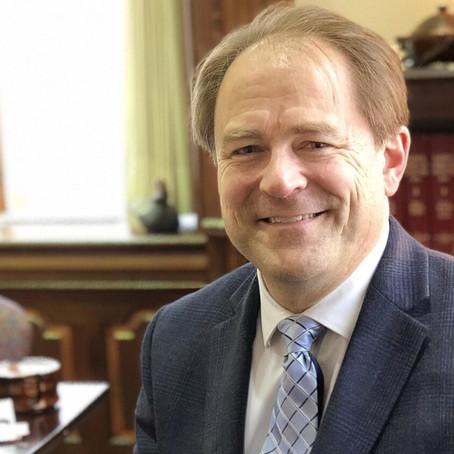 Q&A With New Senate GOP Leader Dan McConchie
