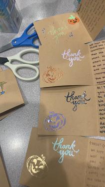 Healthcare Appreciation Thank You Cards