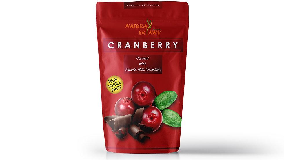 Cranberry Milk Chocolate