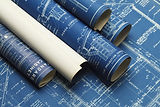 Rolled House Blueprints and Construction