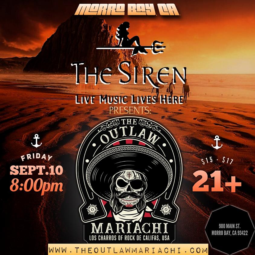 The Siren in Morro Bay, CA.