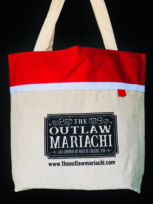THE OUTLAW TOTE BAG