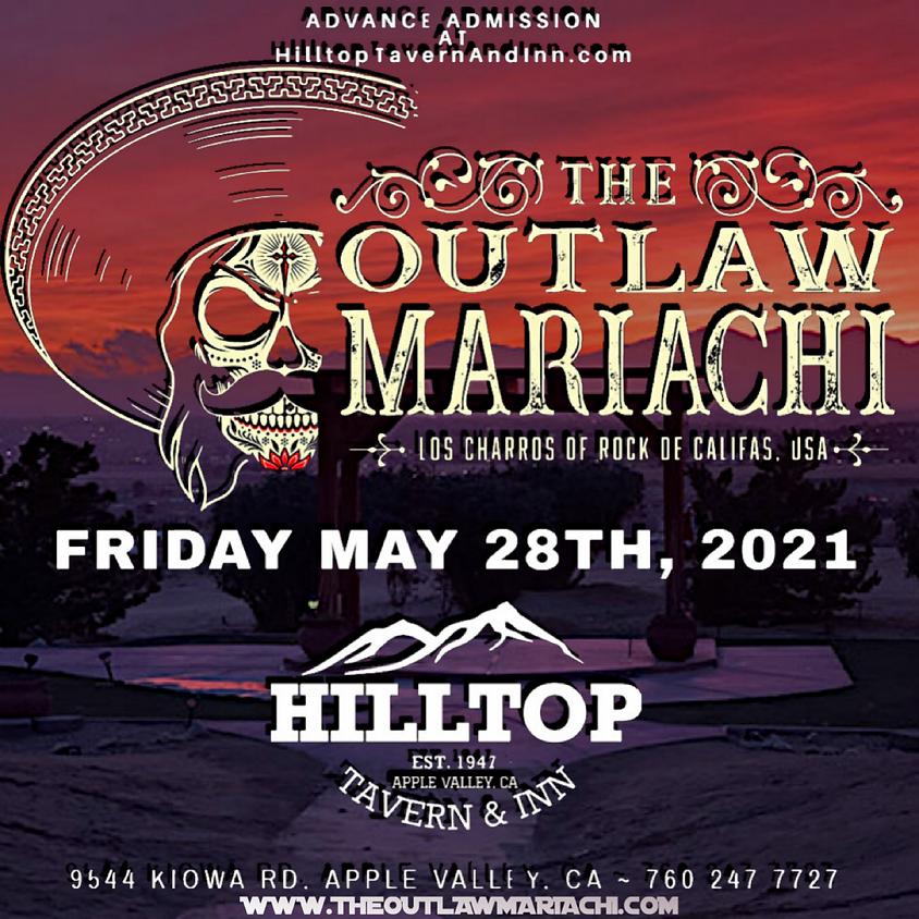 Hilltop Tavern & Inn in Apple Valley, CA.