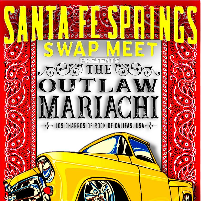 Santa Fe Springs Swap Meet, Santa Fe Springs, CA.