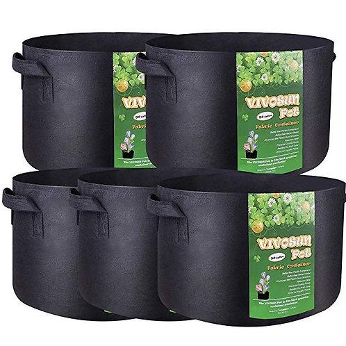 Fabric Pot Grow Bag 3Gal