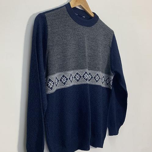 Blusa Lã  Vintage -  Brechó