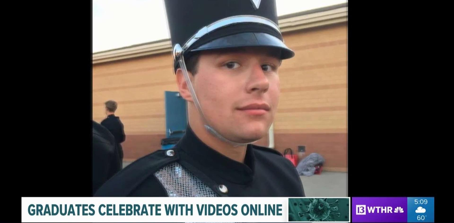 Graduation Video News Story